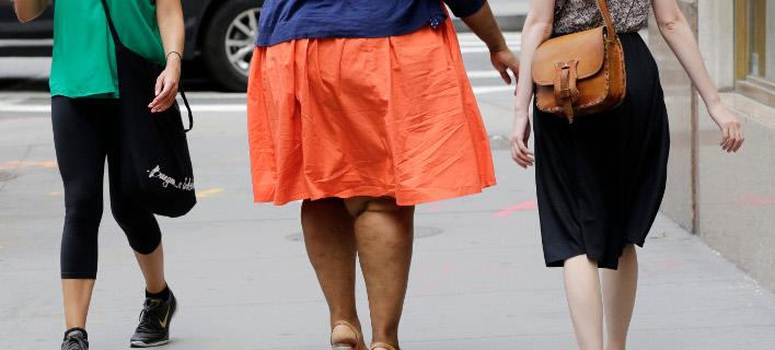 Η παχυσαρκία θα σκοτώνει περισσότερες γυναίκες από ότι το τσιγάρο. Φωτογραφία: AP