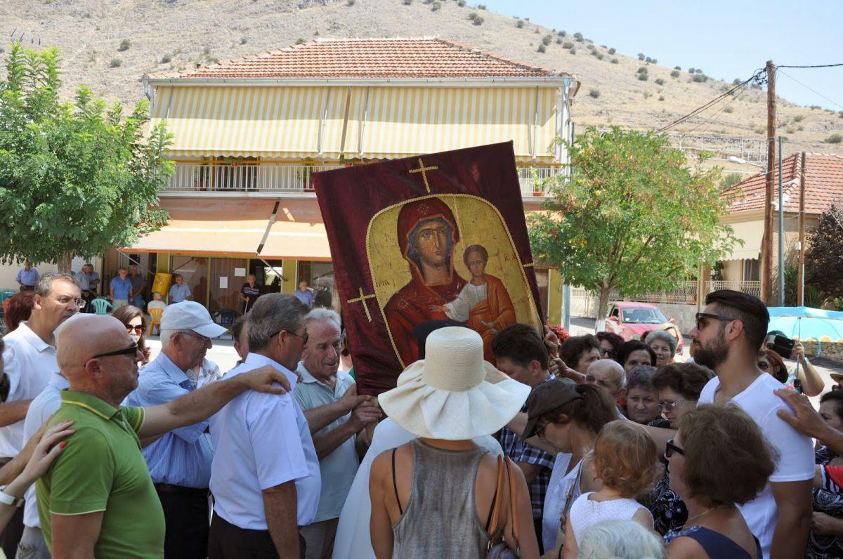 Οι φωτογραφίες είναι από τελετή περασμένων ετών, larissanet.gr