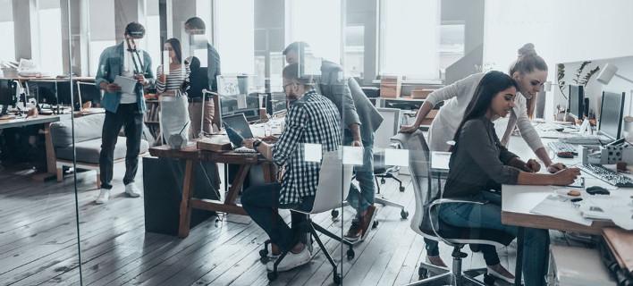 Χώρος εργασίας, Φωτογραφία: Shutterstock