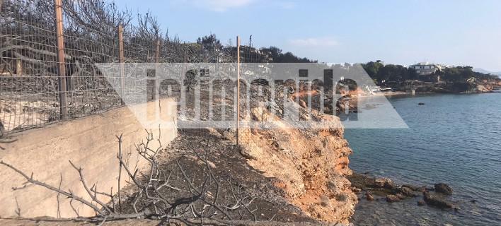 Σοκάρει η αποκάλυψη του ιδιοκτήτη του οικοπέδου της φρίκης: Υπήρχε πρόσβαση στην παραλία και δεν την είδαν οι 25