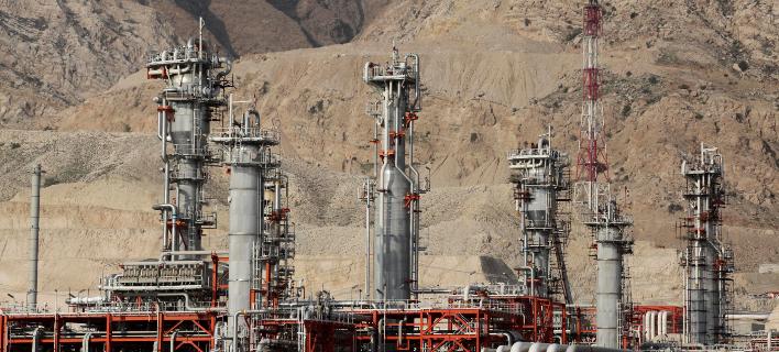 Πετρελαϊκές εγκαταστάσεις στον περσικό κόλπο/Φωτογραφία: AP