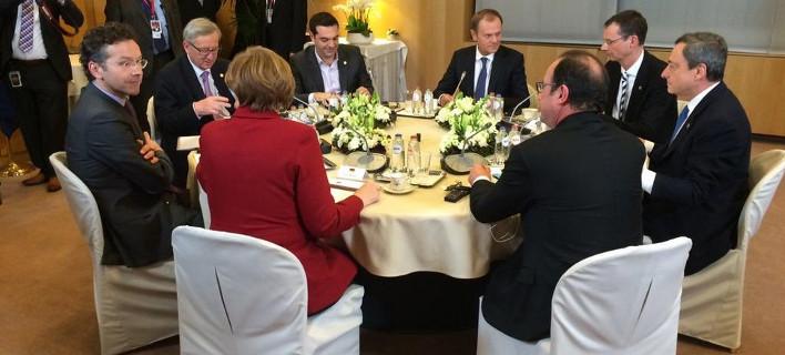 Αυτό είναι το κοινό ανακοινωθέν μετά τη συμφωνία των επτά στη μίνι Σύνοδο Κορυφής [εικόνα]