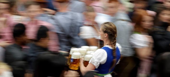 Η μπίρα δεν είναι ευεργετική για την υγεία. Φωτογραφία: AP