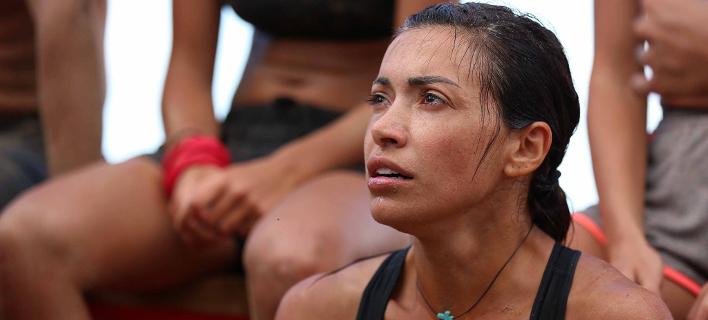 Ολγα Φαρμάκη (Φωτογραφία: Facebook @Survivor Greece)