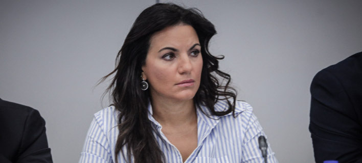 Ολγα Κεφαλογιάννη/Φωτογραφία: Eurokinissi