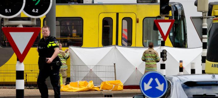 Πένθος στην Ολλανδία για την επίθεση στην Ουτρέχτη -Αγνωστα παραμένουν τα κίνητρα του δράστη