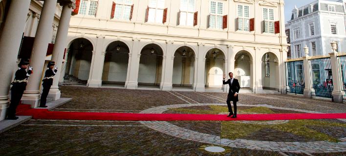 Φωτογραφία: Ο Ολλανδός πρωθυπουργός, Μαρκ Ρούτε/AP