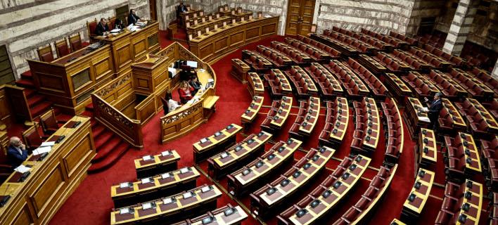 Ολομέλεια/Φωτογραφία: Eurokinissi