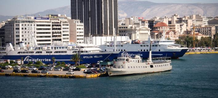 Παγώνει εκ νέου η επέκταση του επιβατικού λιμένα του ΟΛΠ(Φωτογραφία: ΑΝΤΩΝΗΣ ΝΙΚΟΛΟΠΟΥΛΟΣ/EUROKINISSI)