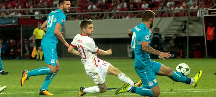 Φωτογραφία: ΧΡΗΣΤΟΣ ΜΠΟΝΗΣ/ Eurokinissi Sports