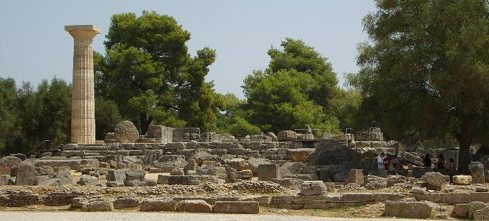 Επίδαυρος και Ολυμπία περιλαμβάνονται στον κατάλογο, φωτογραφία: wikipedia