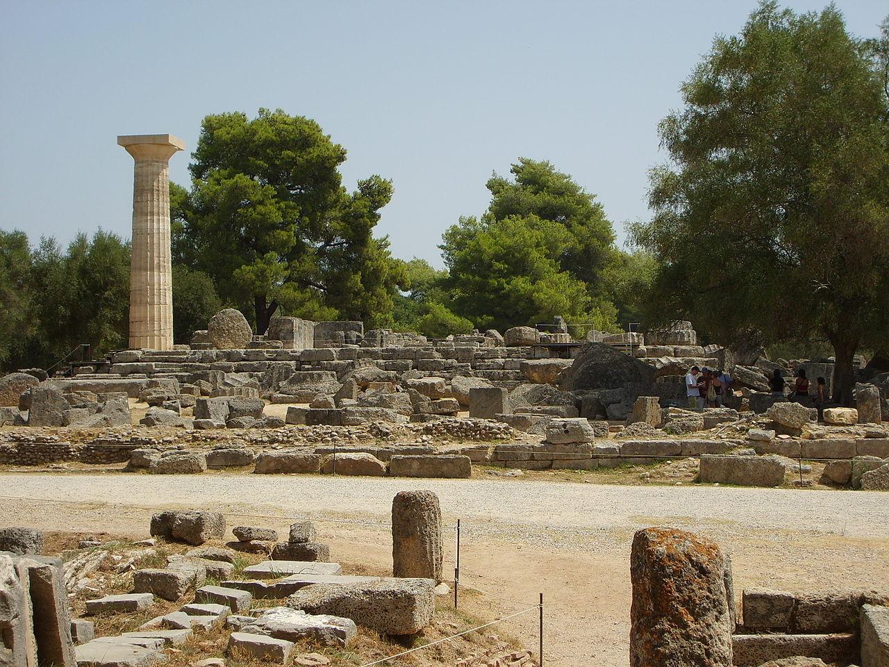 Η Ολυμπία ανάμεσα στους 34 επιλεγμένους χώρους και μνημεία της παγκόσμιας κληρονομιάς