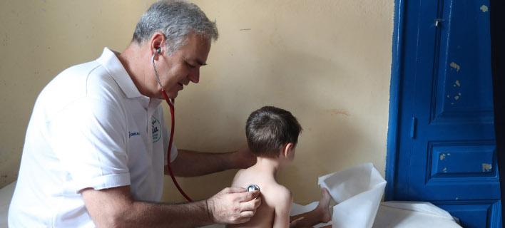 Δωρεάν εξετάσεις από τον Ομιλο Υγεία στους κατοίκους της Σύμης