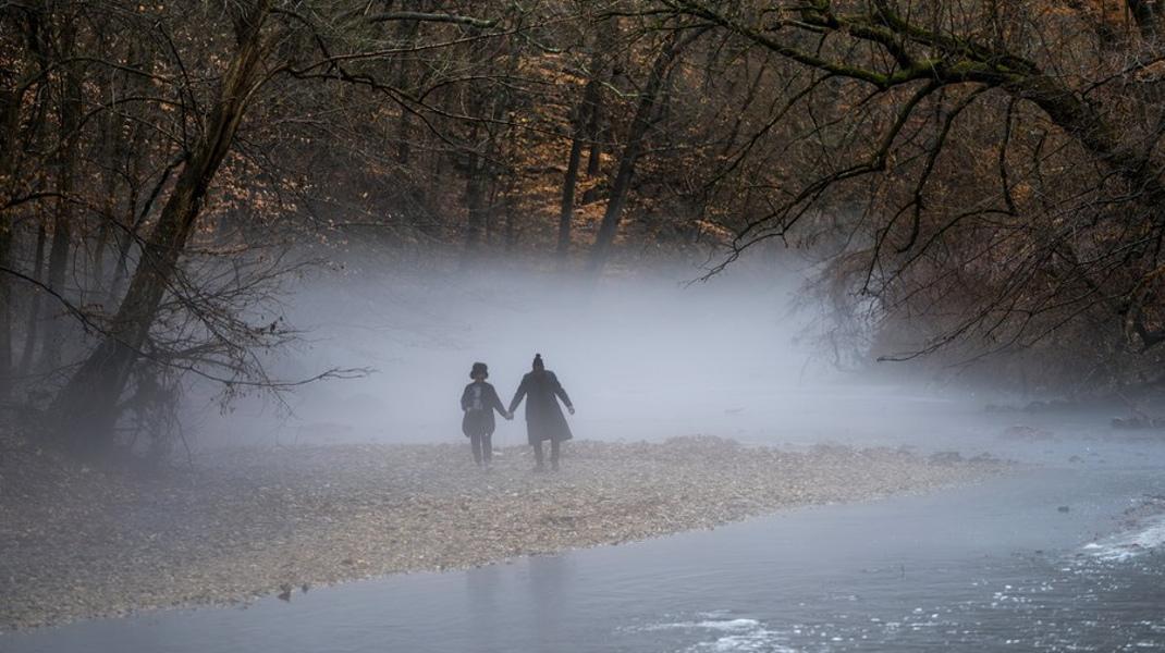 Τοπίο στην ομίχλη