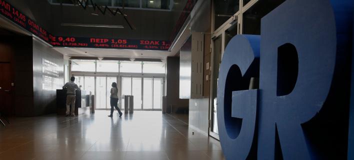 Το Χρηματιστήριο-Φωτογραφία: Eurokinissi