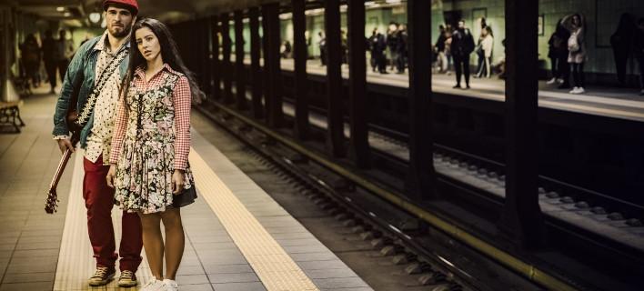 «Once», Μαρίνα Σάττι, Αποστόλης Ψυχράμης, φωτογραφίες: Α. Σιμόπουλος