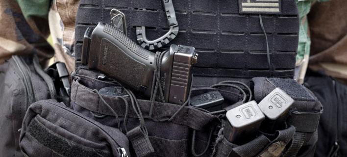 Το όπλο του αστυνομικού είχε κλαπει το 1998 από την Αθήνα και βρέθηκε στην Κρήτη -Φωτογραφία αρχείου: ΕUROKINISSI/ΓΙΩΡΓΟΣ ΚΟΝΤΑΡΙΝΗΣ