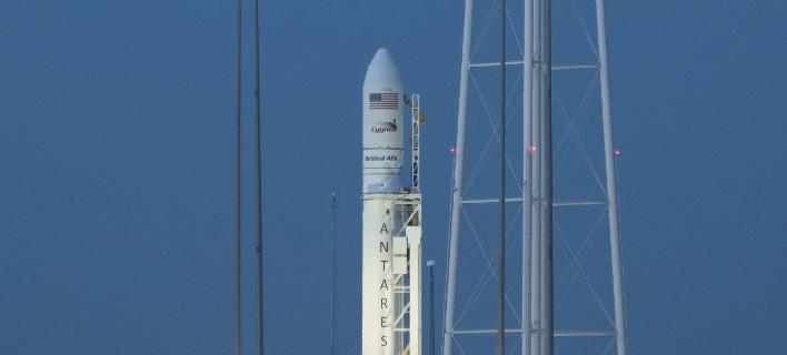 Πύραυλος NASA/ Φωτογραφία AP images