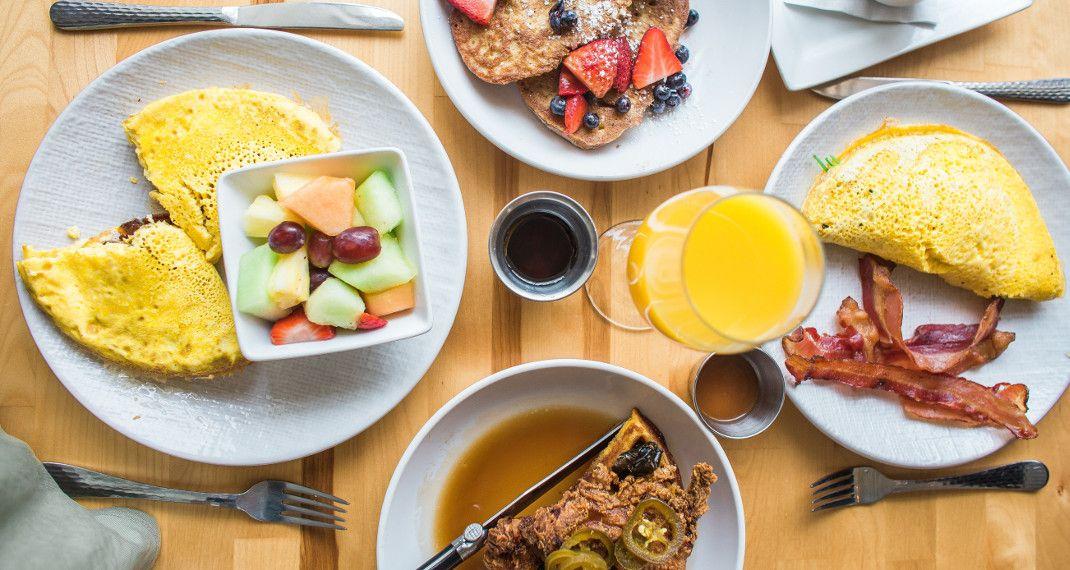 Τροφές, Φωτογραφία: Unsplash/ Heather Schwartz
