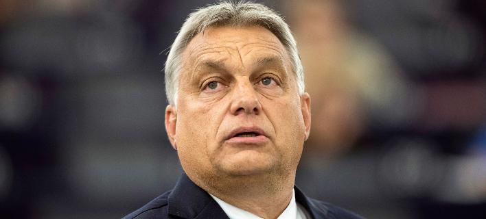 ο πρωθυπουργός της Ουγγαρίας/Φωτογραφία: AP