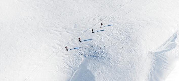 Αλπεις (Φωτογραφία: AP Photo/Keystone,Jean-Christophe Bott)