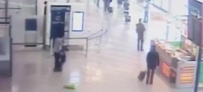 Βίντεο-ντοκουμέντο: Η στιγμή της επίθεσης στο αεροδρόμιο Ορλί