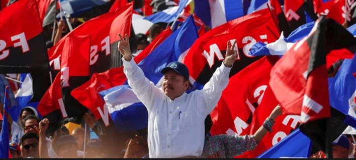 Νικαράγουα: Χιλιάδες διαδηλωτές στη Μανάγου απαίτησαν την αποχώρηση του Ντανιέλ Ορτέγα