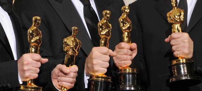 Τα χρυσά αγαλματίδια των Οσκαρ/ Φωτογραφία: Shutterstock