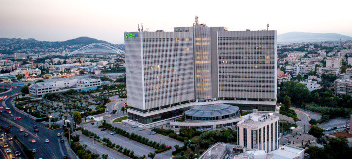 Το κτίριο του ΟΤΕ/Φωτογραφία: Eurokinissi