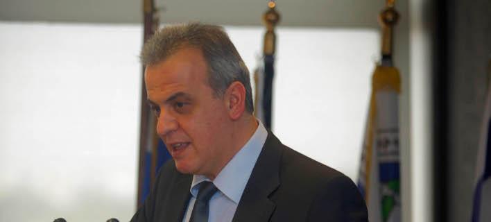 Ο διευθυντής του γραφείου της Φ. Γεννηματά και μέλος του Πολ. Συμβουλίου του ΚΙΝΑΛ Μανώλης Οθωνας -Φωτογραφία αρχείου: Eurokinissi