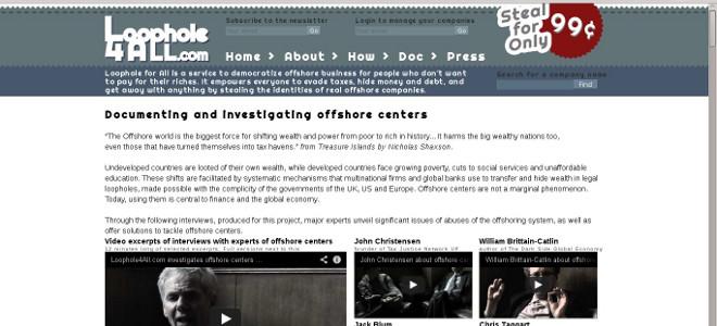 Έκλεψε 200 ταυτότητες offshore εταιρειών και τις πουλάει στο διαδίκτυο [βίντεο]