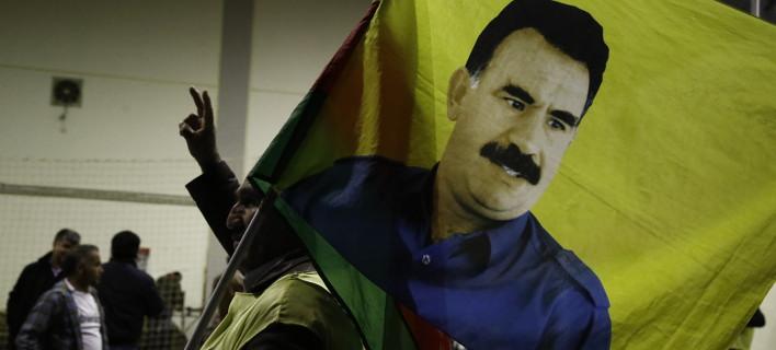 Συγγενής του Οτσαλάν συνελήφθη στα ελληνοτουρκικά σύνορα/ Φωτογραφία αρχείου: EUROKINISSI- ΣΤΕΛΙΟΣ ΜΙΣΙΝΑΣ