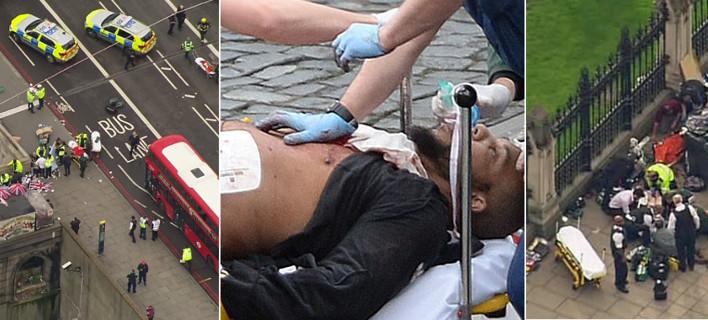 Εμπνευσμένος από την ισλαμιστική τρομοκρατία ο δράστης της επίθεσης στο Λονδίνο