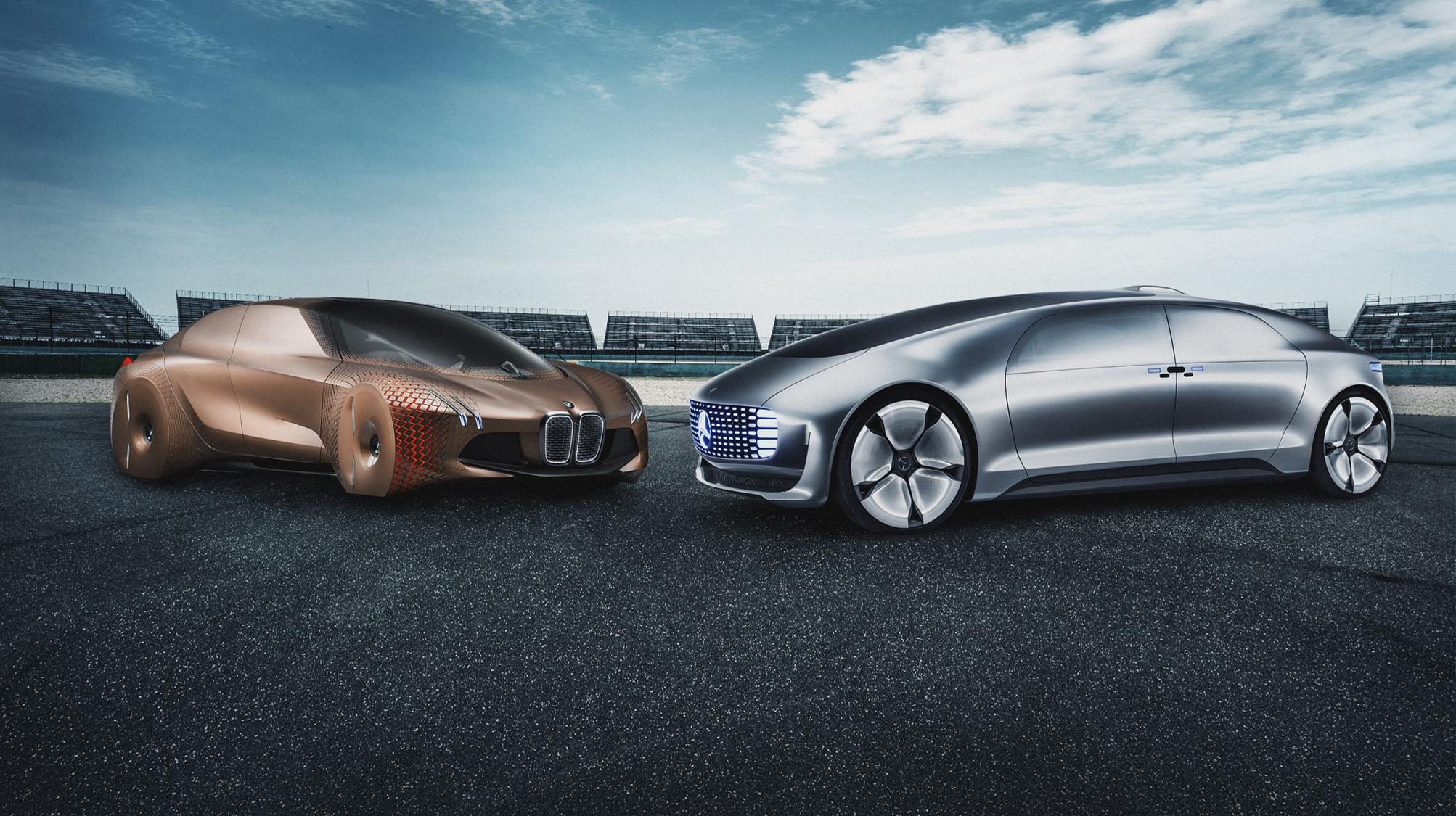 Συνεργασία BMW-Mercedes για την ηλεκτροκίνηση