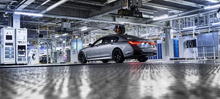 Η παραγωγή για τη νέα BMW Σειρά 7