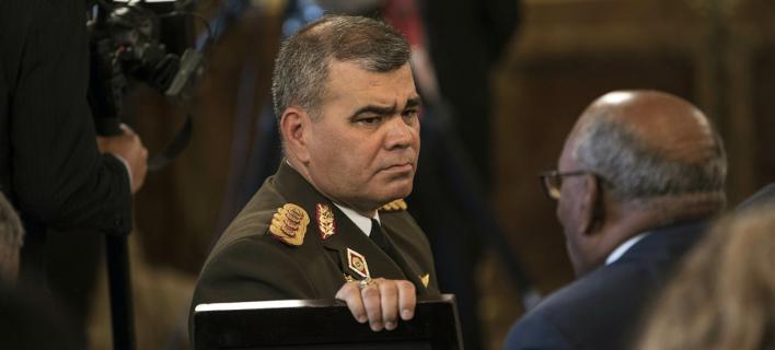 Ο Βλαντιμίρ Παδρίνο/ Φωτογραφία: AP- Rodrigo Abd