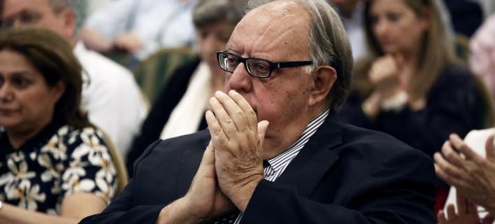 Πάγκαλος: Ημιμαθής ο Τσίπρας, λέει όλο μπούρδες
