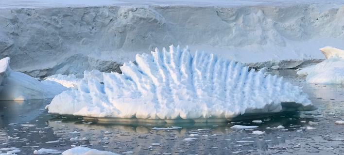 Πάγοι Ανταρκτική/ AP images