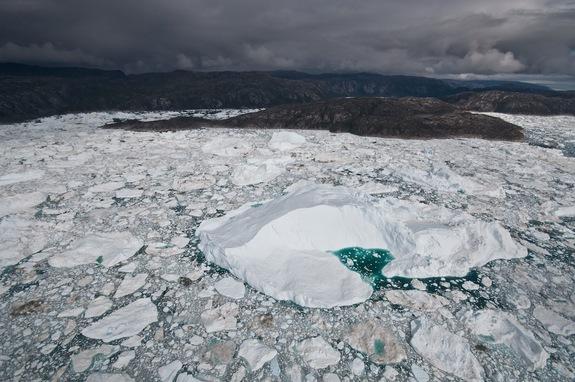 Οταν λιώνουν οι πάγοι: Η NASA απαθανατίζει το Αρκτικό καλοκαίρι