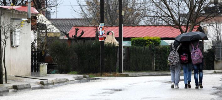 παιδιά πηγαίνουν στο σχολείο/Φωτογραφία: Eurokinissi