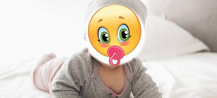 Μωρό/ Φωτογραφία: EΛ.ΑΣ