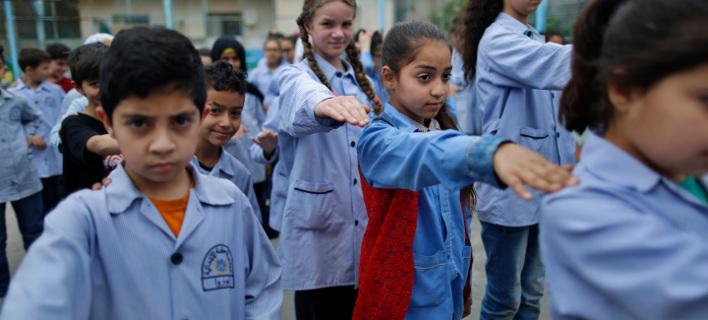 Παιδιά μεταναστών/ Φωτογραφία AP images