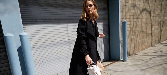 Το στιλάτο outfit της Ολίβια Παλέρμο με το πουλόβερ που έγινε sold out