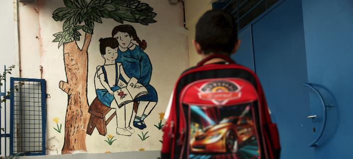 Φωτογραφία: Eurokinissi/ Γονείς σε σχολείο στην Εύβοια καταγγέλλουν τον διευθυντή για σεξουαλική παρενόχληση των παιδιών τους