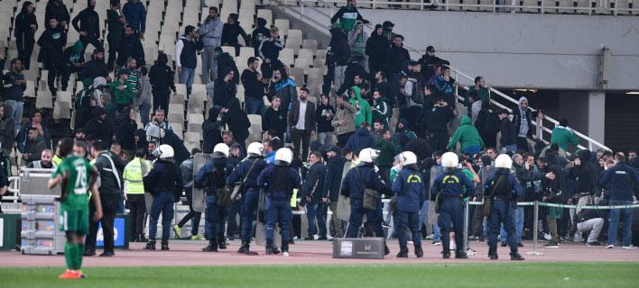 Ο ΠΑΟ στα δικαστήρια για να δικαιωθεί Φωτογραφία: EUROKINISSI
