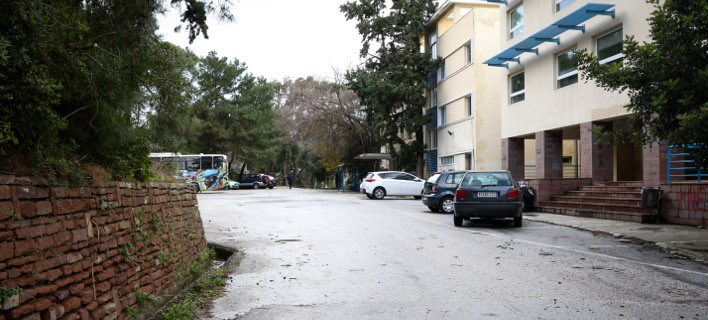 (Φωτογραφία: EUROKINISSI/ΣΥΝΕΡΓΑΤΗΣ)