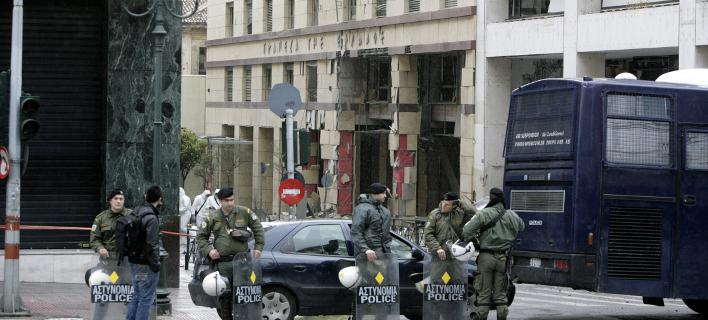 Αστυνομία/ Φωτογραφία: Eurokinissi- ΠΑΝΑΓΟΠΟΥΛΟΥ ΓΕΩΡΓΙΑ