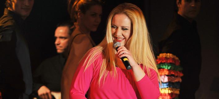 Η Ελντα Πανοπούλου, Φωτογραφία: NDP photo agency
