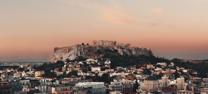 Πανόραμα Αθήνας /Φωτογραφία: Shutterstock