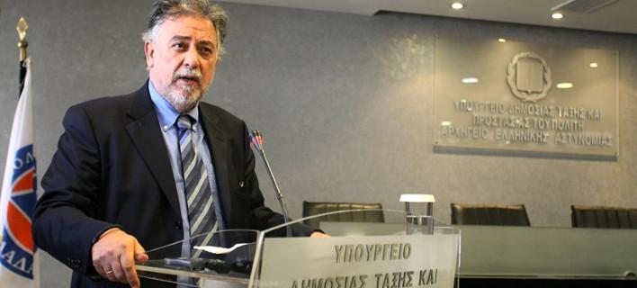 Πανούσης: Ανακάλεσα τη διαταγή για τους μετανάστες, θα γίνει ΕΔΕ -Ο αρχηγός ζήτησε παραιτήσεις
